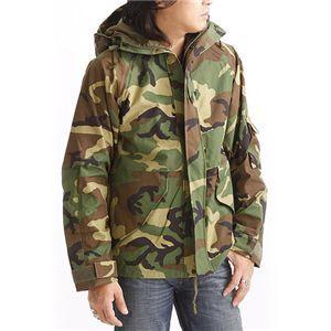 アメリカ軍ECWCS-1ジャケット復刻版ウッドランドカモ.jpg